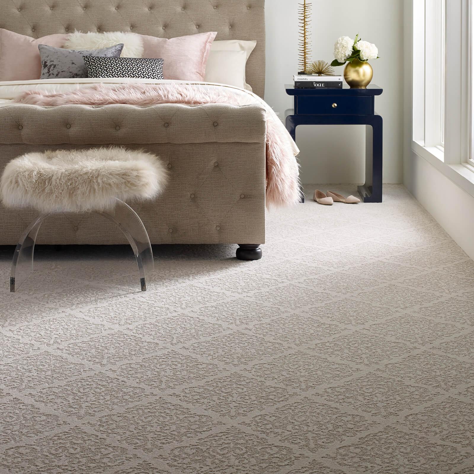 Bedroom flooring   The Carpet Stop