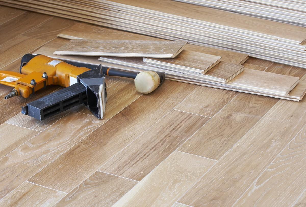 hardwood installation | The Carpet Stop