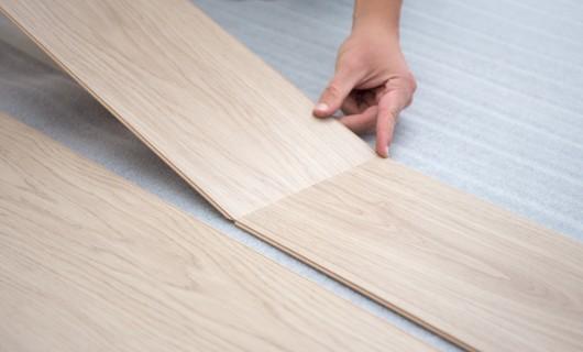 Installing luxury vinyl tile flooring | The Carpet Stop