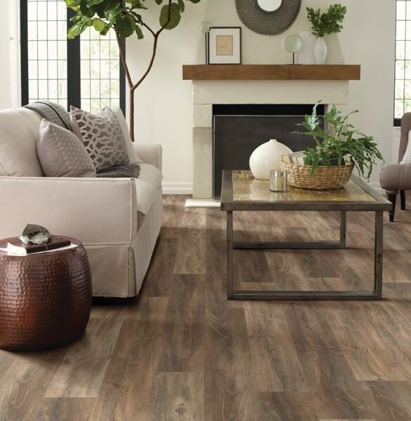 Luxury vinyl flooring | The Carpet Stop