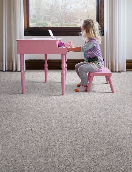 Girl with piano | The Carpet Stop
