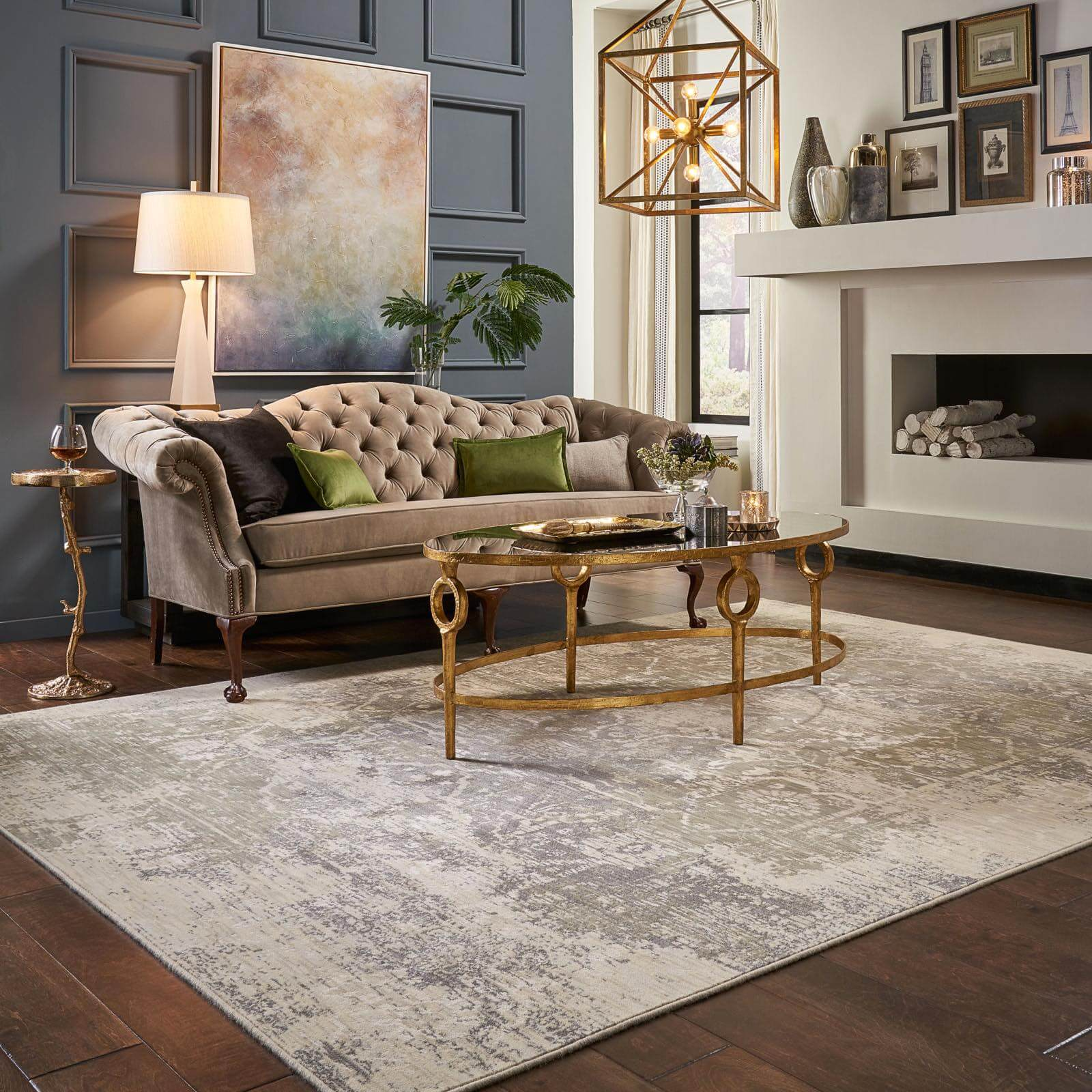 Living room view | The Carpet Stop
