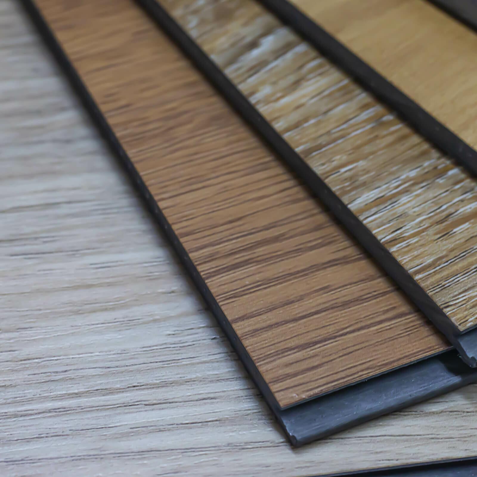 Luxury vinyl samples | The Carpet Stop