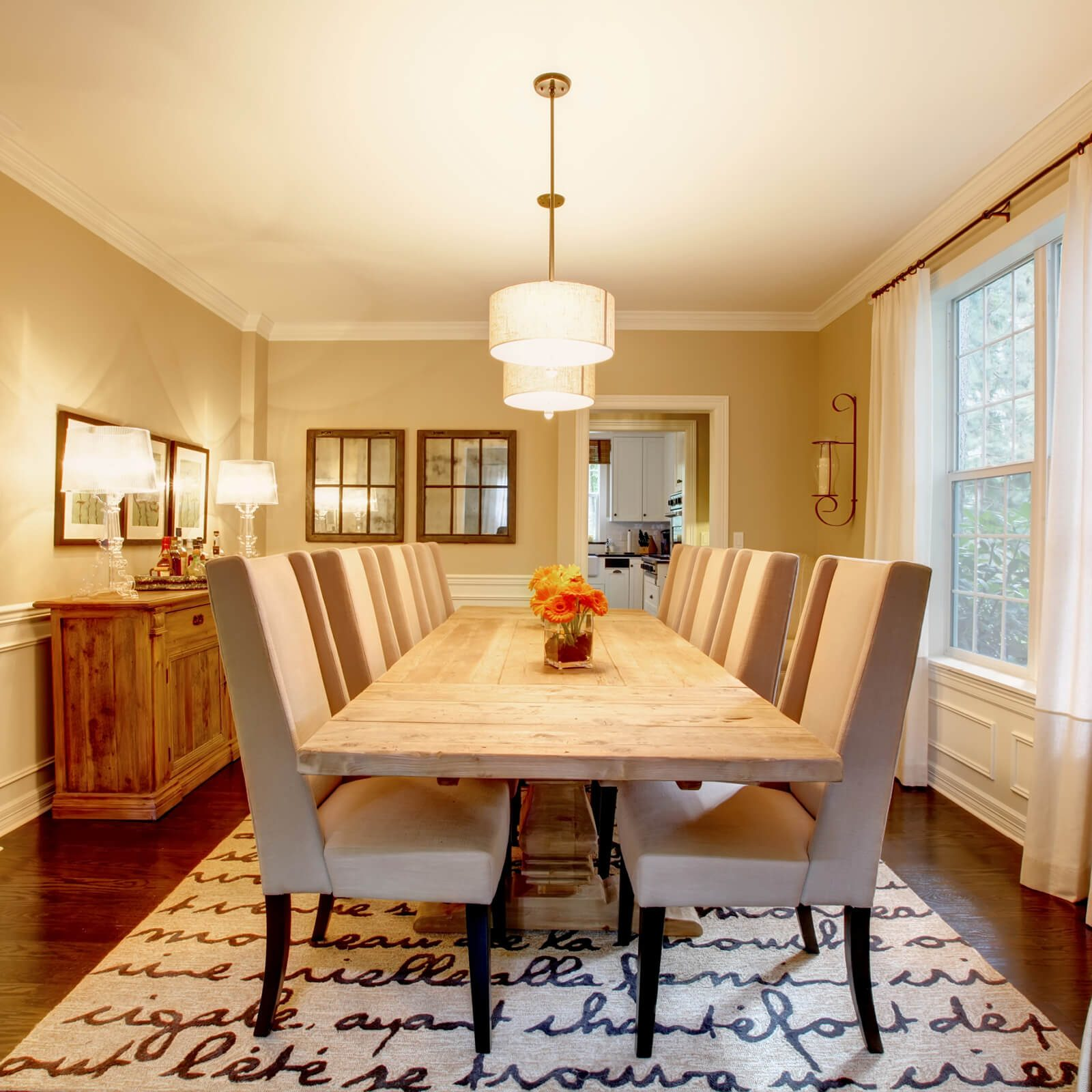 Dining table | The Carpet Stop